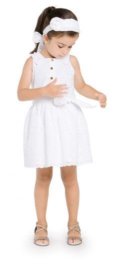 Pili Carrera SS14, moda infantil para esta primavera verano http://www.minimoda.es
