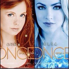 """Frozen in """"Once upon a time"""""""