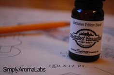 Simply Aroma's Architect Oil Blend Ltd Edition