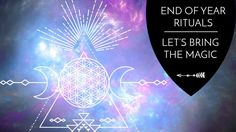 Let's end this new year with some powerful rituals! This is great for those of you doing the challenge. It's also great for anyone ready for a fresh start for 2017. We're coming into an amazing portal of energy and this is one new years where you're...
