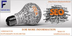 Flawless India work on commitment and provide quality Search Engine Optimization (SEO) Services.