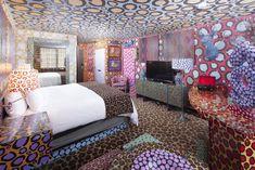 Lon Michels - Leopard Room