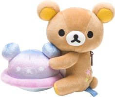 Rilakkuma -- 'Go to the future' limited edition plush ;)
