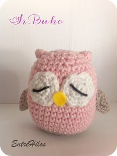 Crochet Owls, Crochet Baby Shoes, Knit Crochet, Crochet Ideas, Baby Shoes Pattern, Amigurumi Toys, Free Pattern, Arts And Crafts, Knitting