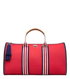 Visit Tory Burch To For Embroidered T Weekender And More Womens Totes Find Designer Shoes Handbags Clothing Of This Season S Latest Styles