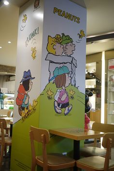 charlie brown cafe seoul south korea