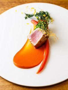 Gourmet Food Plating, Food Plating Techniques, Michelin Star Food, Modern Food, Culinary Arts, Gourmet Recipes, Gourmet Foods, Gourmet Desserts, Creative Food