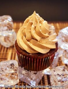 Vegan Iced Tea Cupcakes with Lemon Iced Tea Frosting Recipe