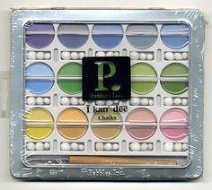 American Crafts - Pebbles - I kan'dee Chalks - Pastels at Scrapbook.com