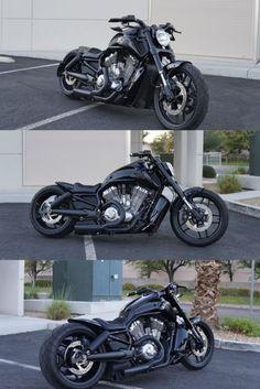 "Harley-Davidson V-Rod Muscle ""Xilla"" by DD Designs Custom Street Bikes, Custom Motorcycles, Custom Bikes, Cars And Motorcycles, Hd V Rod, Harley Davidson V Rod, Harley Bikes, Motorcycle Design, Super Bikes"