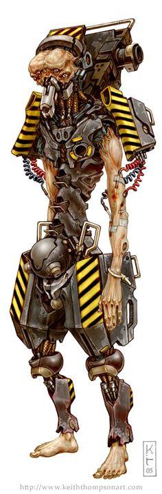Robots: Line Worker