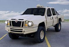 Navistar Defense - Special Operations Tactical Vehicle