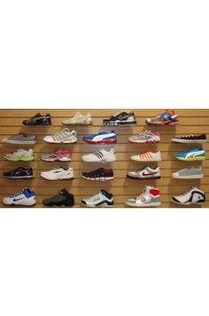 This shoe package includes 24 Pair of Assorted Branded high End shoes that include: Nike, Adidas, REEBOK, Puma, Fila, Skechers, K-Swiss, Avia, AND 1, ED Hardy's. This package will come with an assortment of different Styles, Colors and sizes for both men and women. Sizes range from 5.5 to 11.5 some cases may include 1 size 12.