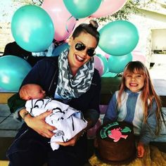 P!NK and her beautiful children <3<3<3