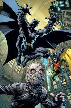 Batman and Robin: Eternal Issue # 1 (DC Comics) Batman Robin, Batman Hq, Batman Poster, Superman, Batman Artwork, Batgirl, Catwoman, Nightwing, Arte Dc Comics