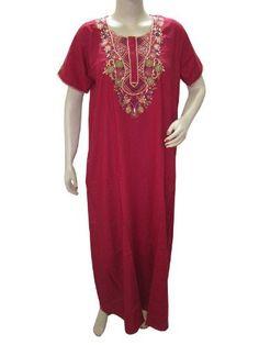 Bohemian Caftan Red Kaftan Floral Neck Embroidered Evening Maxi Dress Medium Mogulinterior,http://www.amazon.com/dp/B00ATAS94A/ref=cm_sw_r_pi_dp_x.T8qb0MWNM6Q33B