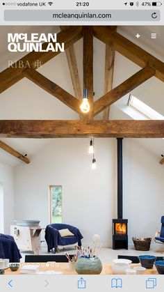McLean Quinlan Architects | London | Winchester   Architecture In The  Countryu2026 | Madrona House Interior Details | Pinterest | Architects London,  ...
