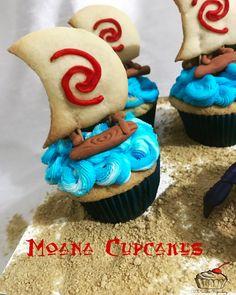 "36 Likes, 1 Comments - DeSucre Cupcakery (@desucre_cupcakery) on Instagram: ""Moana Cupcakes #DeSucreCupcakery #CookiesAndCupcakes #MoanaCupcakes #disneyCupcakes"""