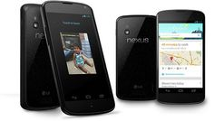 Nexus 4 Officially announced by Google, using Android 4.2 Jelly BeanAndroid Smartphone