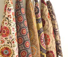 Oh Suzani Fabric Collection. Image: calicocorners.com.