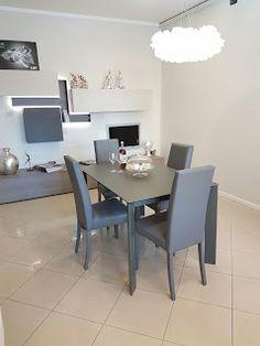 Target (YOUR) Point Welcome to our new dealer Arredamenti Sarnacchiaro | Marano di Napoli (NA) | www.sarnacchiaro.it Photo of: SATURNO table + LUGANO chair #targetpoint #italianideas #table #chair #interior #interiordesign #design #furniture