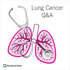 Common lung #cancer questions, answered.