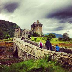 Eileen Dornan Castle (?)
