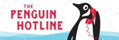 This holiday season, need a book recommendation for a friend? Contact Penguin Publishers' Book Hotline! :)
