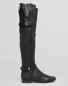 Belle by Sigerson Morrison Over The Knee Boots - Mikalo