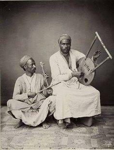 Egyptian Musicians, Egypt 1880