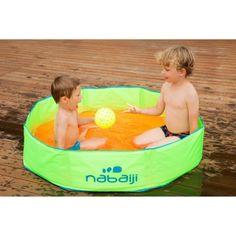 36 - Swimming - Kids foldaway paddling pool NABAIJI