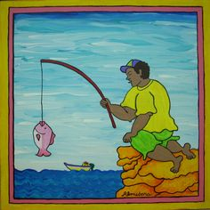 Pescador Margariteño
