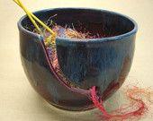 yarn bowls - I love!
