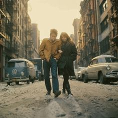 The Freewheelin - Don Hunstein