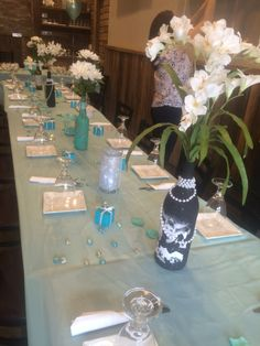 Center pieces,Tiffany jso creations