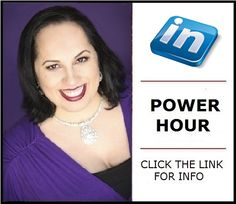 """I'm hosting a LinkedIn """"Power Hour"""" today as part of the List-a-Palooza 90 Day List-Building Challenge.  If you'd like to join in the fun, click here for details: http://www.realprosperityinc.com/lbc15powerhour0729"""