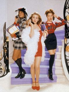 modrem girls movie | Clueless Outfits: Clueless Movie Fashions for the Modern Girl