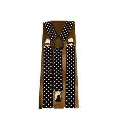 Black white polka dot clip on braces / suspenders mens Men Formal, Formal Wear, Morning Suits, Braces Suspenders, Dinner Suit, Don Draper, Rockabilly, Polka Dots, Menswear