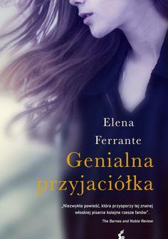 Okładka książki Genialna przyjaciółka