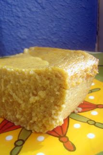 SCD Applesauce Spice Custard Cake (*Substitute SCD dripped yogurt for the sour cream...)