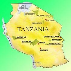 Where is #Katavi National Park?