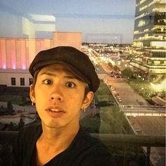 Day off today! In Oklahoma Takahiro Morita, Takahiro Moriuchi, One Ok Rock, Day Off, Pretty Boys, Handsome, Music, Instagram, Rook