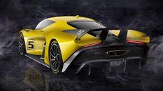 Pininfarina-Design Fittipaldi EP7 Supercar ABD'ye geliyor