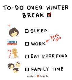 MOT School Closed: Winter Break