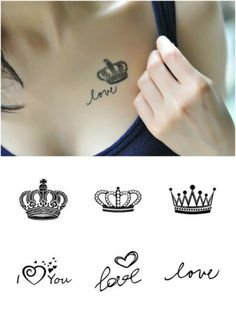 Love and crowns :)