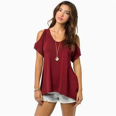 a39a74a1a623b0 68 Best Women s Summer Blouses and T-Shirt images in 2019
