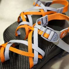 Chacos!! love the TN Colors!