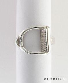 So cute! Equestrian Rings, Horse Rings| Loriece.com
