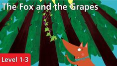 Level 1-3 The Fox and the Grapes | Kids' Classics Readers from Seed Lear...