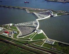 Maeslantkering - Rotterdam
